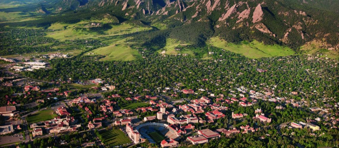 Boulder Landscape Photo